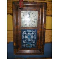 Raridade - Relógio Ansonia De Parede - Lindo
