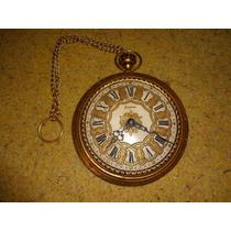 Relógio Junghans Grande Alemão Formato De Relógio De Bolso