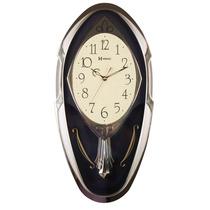 6389 - Relógio Parede Pêndulo Musical Carrilhão Quartz Herwe