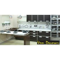 Adesivo Decorativo - Kit Cozinha - Decoração - Frete Grátis