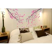 Adesivos Decorativo - Flor De Cerejeira - Sakura - 2 Metros
