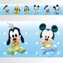 Adesivo 123 Faixa Border Disney Minnie Baby 05 Un Mod 232