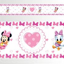 Adesivo 123 Faixa Border Infantil Mickey Baby 05 Un Mod 338