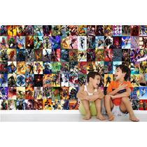 Adesivo Papel Parede Infantil Vingadores Herois Avengers M14
