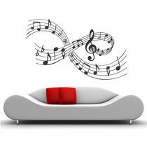 Adesivo De Parede Música Temas Musicais Adesivos Grandes