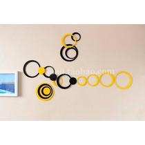Acrílico Decorativo Kit 20 Peças Colorido Espelho