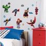 Adesivos De Parede - Marvel Kids - Vingadores 445
