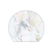 Plastico Ades. Plastcover Marmore 2 Branco- 45x10mt Lavavel