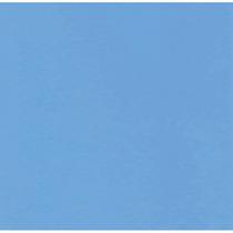 Papel Adesivo Vinil Contact Azul Claro Opaco 45 Cm X 10 Mts