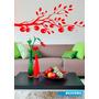 Adesivo De Parede Decorativo Arvore Cerejeira Grande