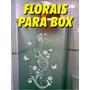 Adesivos Decorativos Para Box De Banheiro *frete Grátis*