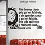 Adesivo Bob Marley N05 Idolos Decorar Paredes