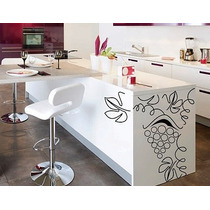 Adesivo Decorativo My Grape(40x68)cm - Frete Gratis