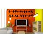 Adesivo Decorativo Tema Bichos (100x30)cm - Frete Gratis