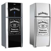 Adesivo Decorativo Geladeira Jack Daniel