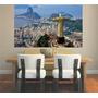 Adesivo De Parede Imagem Foto Rio De Janeiro Cristo Redentor