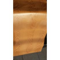 Adesivo Papel De Parede Decorado Madeira Imbuia 45cm X 10 Mt