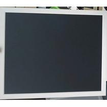 Lousa Negra Ou Braca- Tam100x80cm- De Parede+ Kit C/apagador
