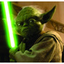 Adesivo Guerra Nas Estrelas Star Wars Jedi Yoda Vader 6m2