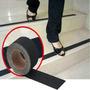 Fita Antiderrapante 20mts Autoadesiva P/ Pisos Escadas Preta