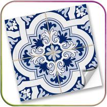 Azulejos Adesivos Ladrilho Hidráulico 36 Unidades Decoração