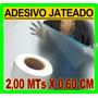 Adesivo Decorativo Jateado P/ Vidro Box Janela Porta Vitrine