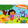 Painel Decorativo Festa Infantil Dora A Aventureira (mod1)