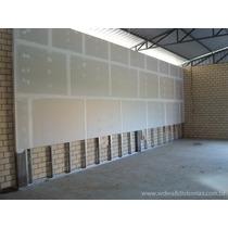 Trabalho Em Divisórias De Drywall