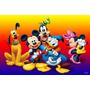Painel Decorativo Festa Infantil Turma Do Mickey (mod4)