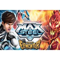 Painel Decorativo Festa Infantil Max Steel (mod2)