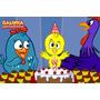 Painel Decorativo Festa Infantil Galinha Pintadinha (mod3)