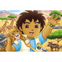 Painel Decorativo Festa Infantil Go Diego Go (mod2)