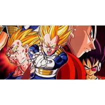 Painel Decorativo Festa Dragon Ball Z Goku [2x1m] (mod7)