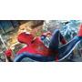 Painel Decorativo Festa Homem Aranha Spider [2x1m] (mod5)