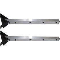 Suporte Varal Alumínio Articulado Dobrável 50cm P/ 4 Cordas