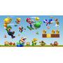 Painel Decorativo Festa Super Mario Bross [2x1m] (mod1)