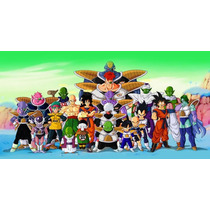 Painel Decorativo Festa Dragon Ball Z Goku [2x1m] (mod3)