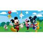Painel Decorativo Festa Turma Do Mickey [2x1m] (mod5)
