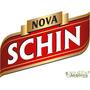 Adesivo Cerveja Nova Schin Recorte # 17 (40 Cm Na Parte Maio