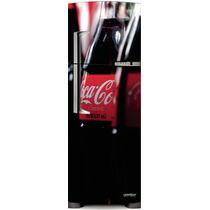 Adesivo Geladeira Coca - Cola Classic 237ml # 12 (frigobar)