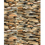 Papel Adesivo Vinil Pedra Nature 100120 45cmx10m Lavável