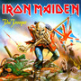 Poster Capa Gigante Banda Rock Iron Maiden Album The Trooper