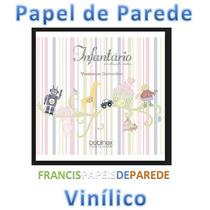 Papel De Parede Bobinex Infantario Vinilico Infantil