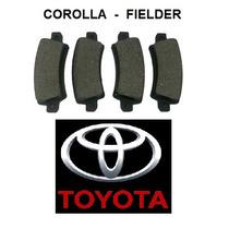Jogo Pastilha Freio Dianteira Toyota Corolla Filder Apos 200