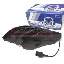 Pastilha Freio Diant. Ducato 18 2.3/2.8 Maxi 01/... Syl 1204