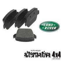 Pastilha Freio Traseira Land Rover Freelander 2002/2014