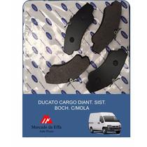 Pastilha De Freio Ducato Cargo Aro 16 Diant C/mola