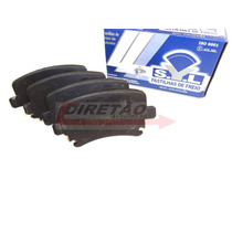 Pastilha Freio Tras. Audi A3 Sportback 06/ A6 04/ Syl 2040