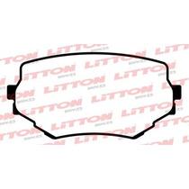 Pastilha Freio Diant Cerâmica Suzuki Grand Vitara/gm Tracker