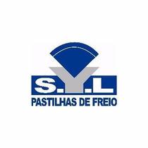 Syl-1185 Pastilha De Freio Uno Mille Elba Premio 84/09